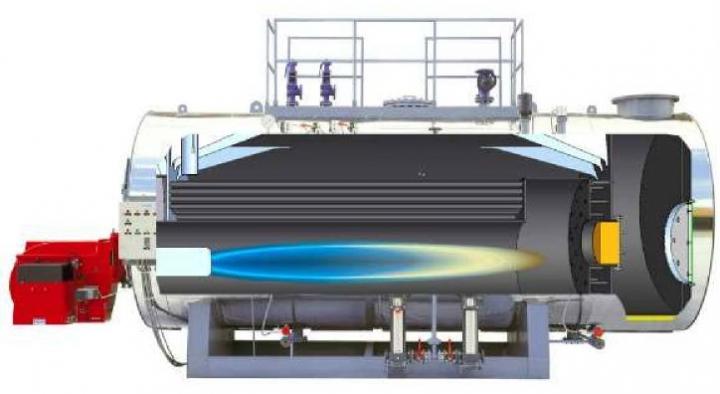 Produción de vapor nunha planta de procesado avícola na provincia de Ourense